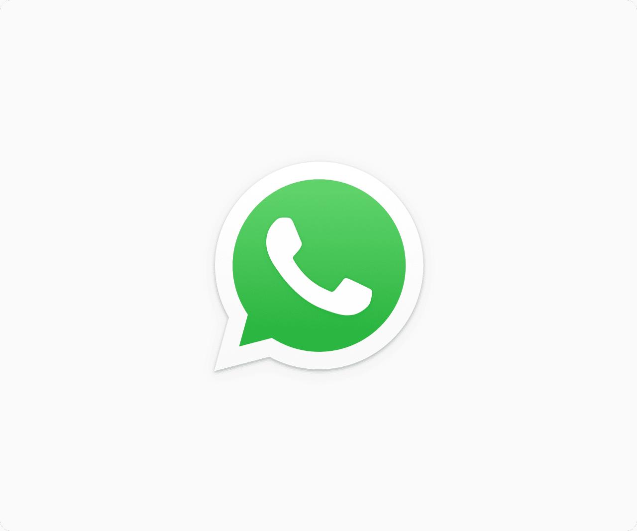 כפתור WhatsApp